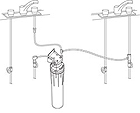 Alwaysfresh  additional cold sink  Install kit